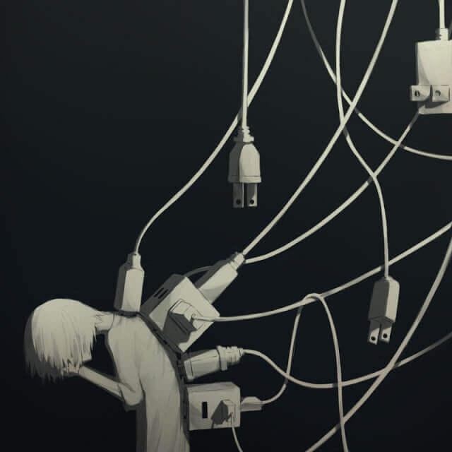 Energia de los demas - Esse artista desenhou as emoções que todos sentimos, mas não conseguimos expressar em palavras