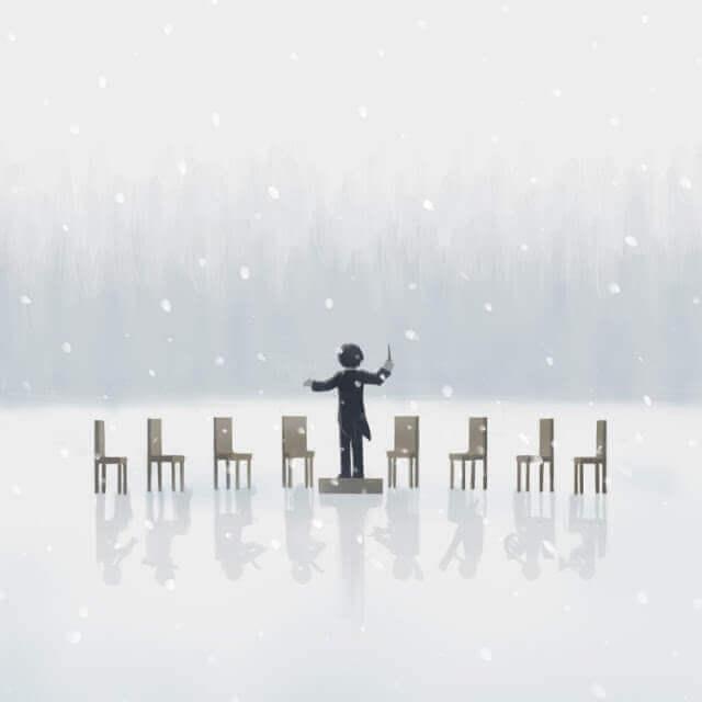 Silencio - Esse artista desenhou as emoções que todos sentimos, mas não conseguimos expressar em palavras