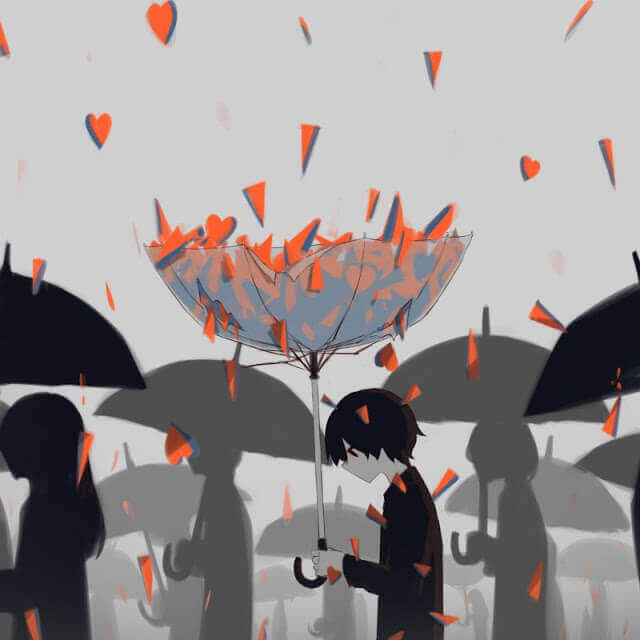 Susceptibilidad - Esse artista desenhou as emoções que todos sentimos, mas não conseguimos expressar em palavras