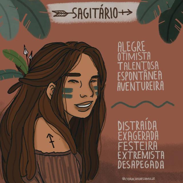 41 - O lado positivo e negativo na mulher de cada signo