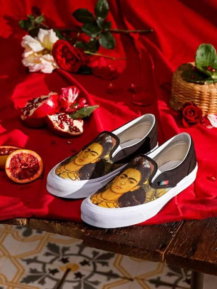 Frida 1 1 - Vans acerta em cheio com coleção especial para celebrar Frida Kahlo