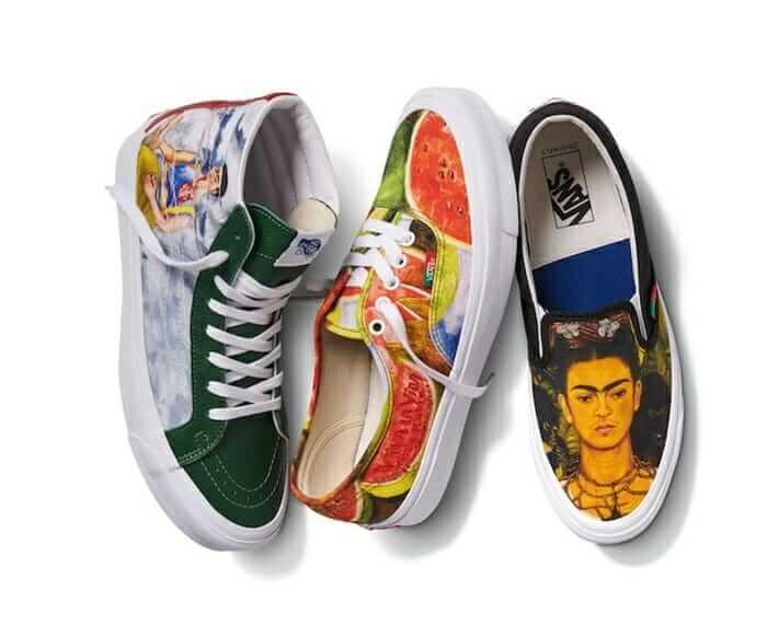 Frida 3 1 - Vans acerta em cheio com coleção especial para celebrar Frida Kahlo