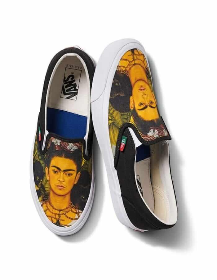 Frida 6 - Vans acerta em cheio com coleção especial para celebrar Frida Kahlo